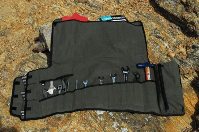 Adventure Tool Company ShopRoll tool roll