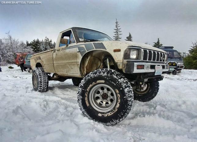 Classic Toyota Pickup