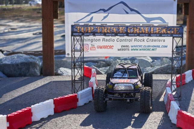 Top Truck Challenge 2019, 1:10 RC Edition