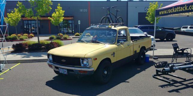 Chevrolet LUV pickup