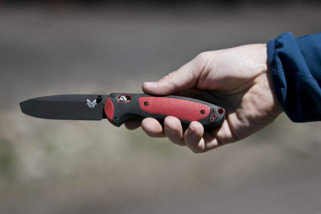 Benchmade 591 BK Boost knife