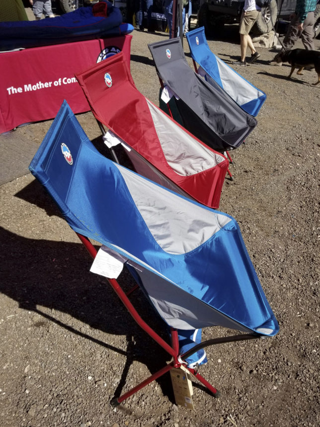 Big Agnes Big Six Chair