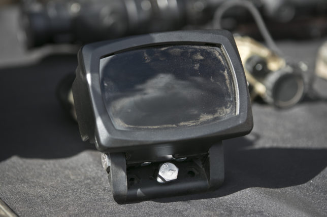 Striker 850nM LED infrared (IR) driving lights