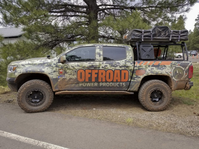 Offroad Power Products Chevrolet Colorado