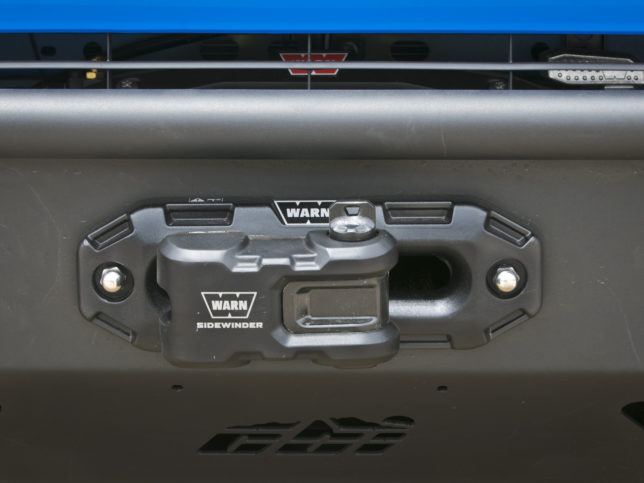 WARN Epic Sidewinder and Epic 1.0 Fairlead