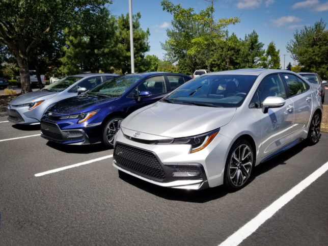 2020-Toyota-Corollas