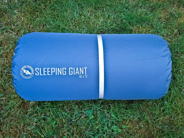 Big Agnes 40x72 Sleeping Giant pad cover