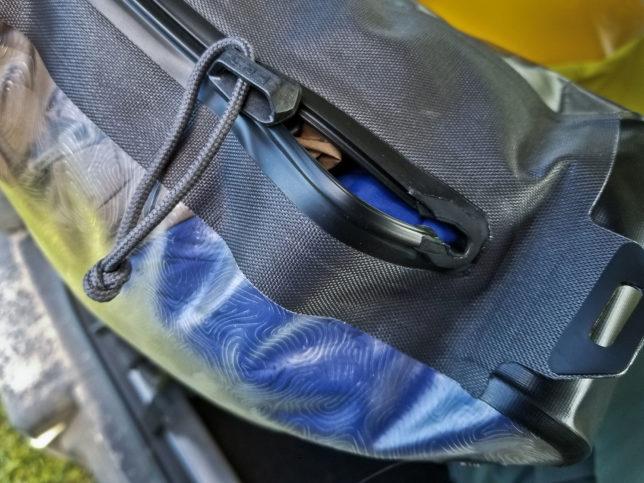 Nite Ize large Packing Cube TRU Zip zipper 2