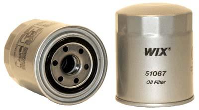 WIX 51067 filter for the Mitsubishi Delica