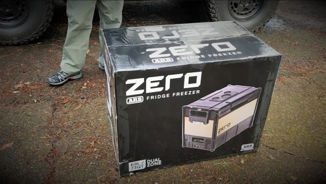 ARB ZERO Fridge Freezer