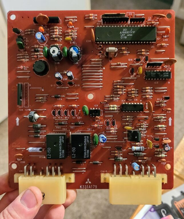MD158815 Glow Plug Computer