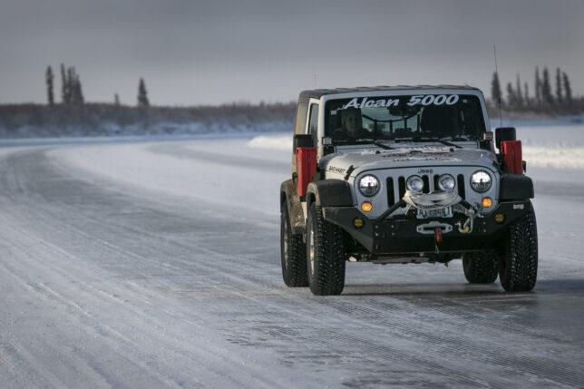 Team 38 Jeep JK