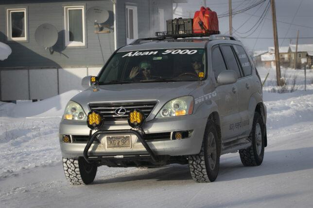 Team 40 Lexus GX470
