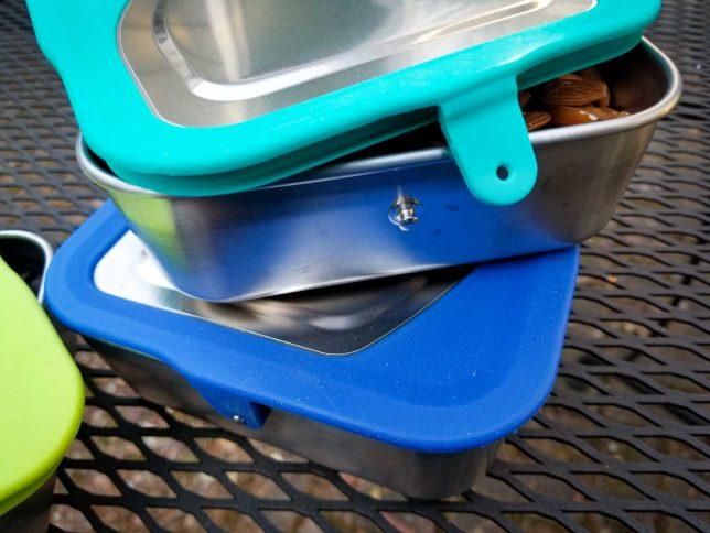 Klean Kanteen Food Boxes incorporate press-fit lids