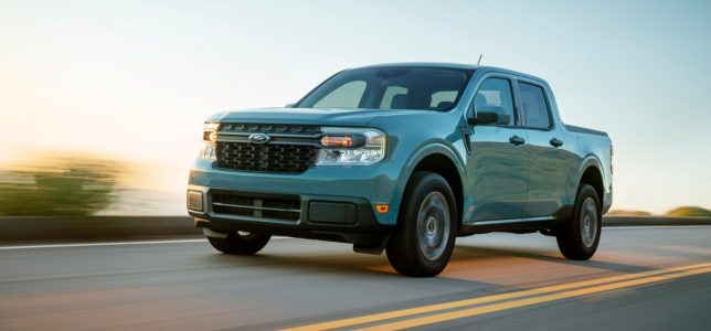 Is the New Ford Maverick signaling a return to compact pickup trucks?