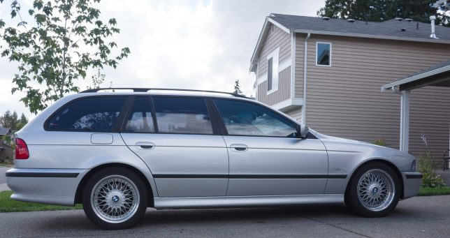 2000 BMW 528i touring