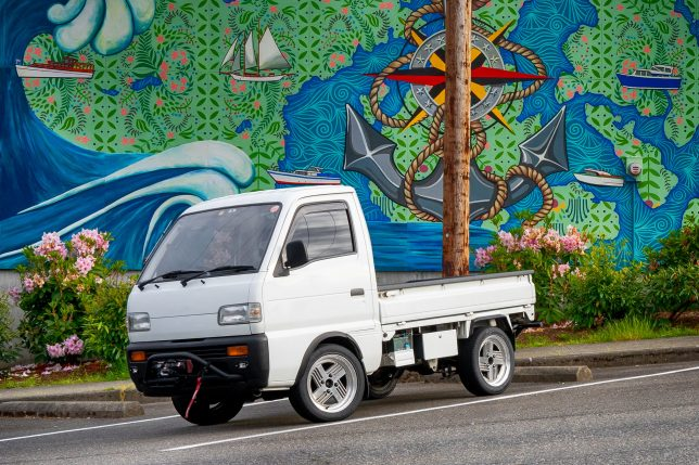 Suzuki Carry minitruck