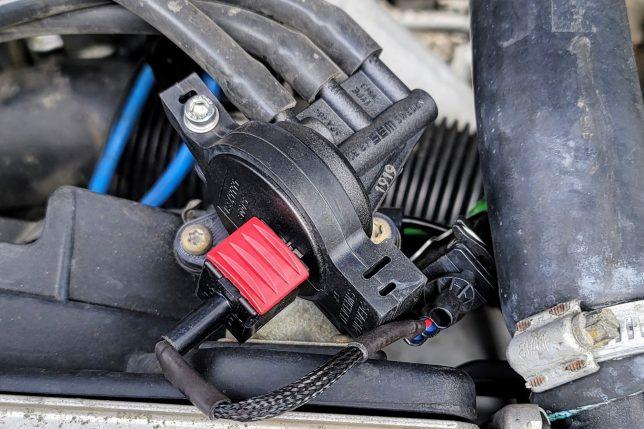 Saab 9000 boost control valve
