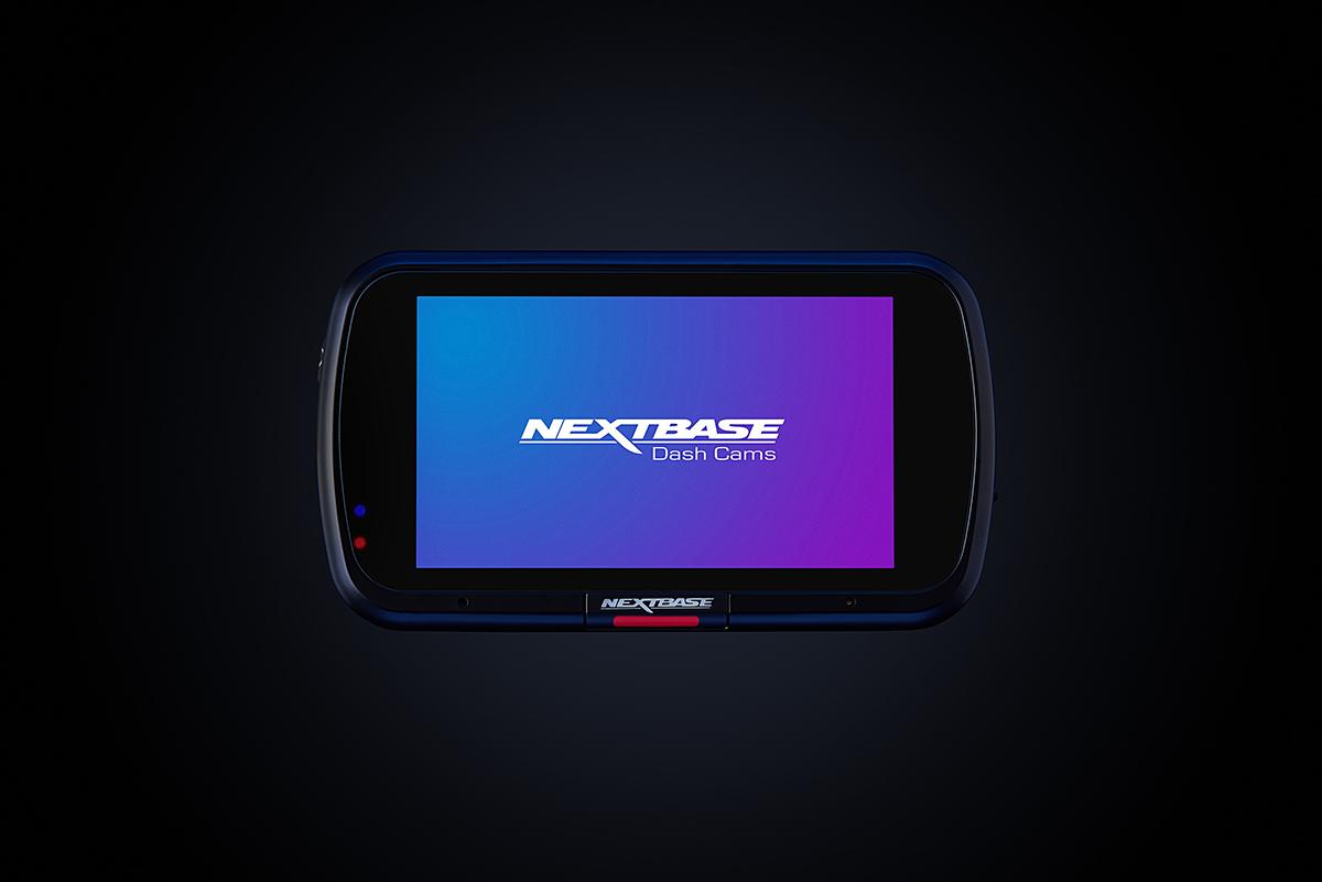 Nextbase 622GFW screen